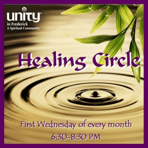 Healing Circle, 1st Wed, 6:30 pm