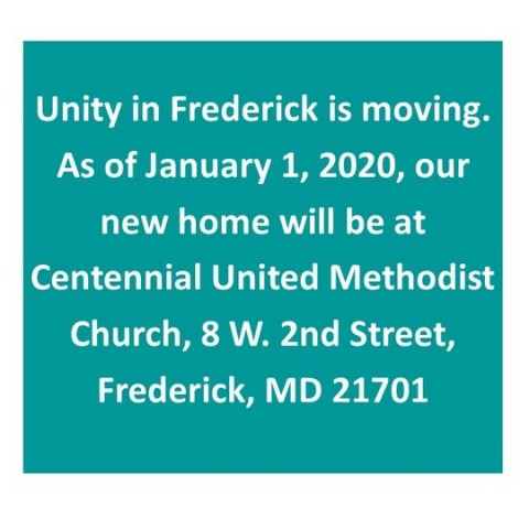 Unity is Moving, Jan 1, 2020
