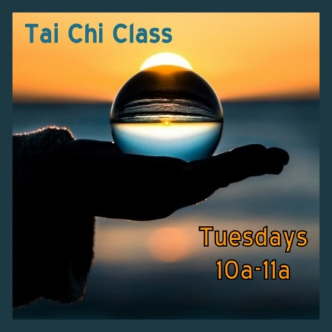 Tai Chi Tuesdays 10a